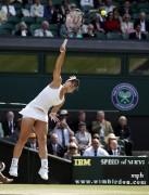 Сабина Лисицки, фото 2. Sabine Lisicki Wimbledon 2011 - SemiFinal Match, photo 2