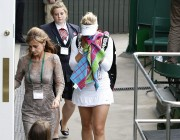 Сабина Лисицки, фото 20. Sabine Lisicki Wimbledon 2011 - SemiFinal Match, photo 20
