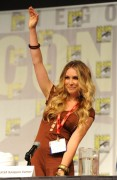 Сара Картер, фото 80. Sarah Carter Cast Of TNT's Falling Skies At Comic-Con - July 22, 2011, foto 80