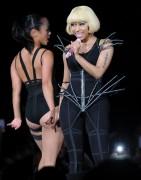 Ники Минаж, фото 107. Nicki Minaj - Performing on Britney's Femme Fatale tour in Jacksonville Florida 23/07/'11, foto 107