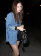 Дэйви Чейз, фото 263. Daveigh Chase at Trousdale in West Hollywood 12/08/'11, foto 263
