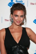 Irina Shayk attends the 2011 Doe Fund gala at Cipriani 42nd Street, 27 October, x7