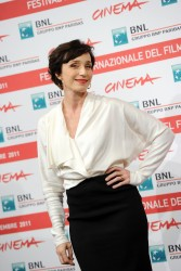 Кристин Скотт Томас, фото 71. Kristin Scott Thomas 'The Woman in the Fifth' Photocall at the International Rome Film Festival (30.10.2011), foto 71