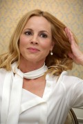 "Maria Bello - ""Prime Suspect"" press conference 27/10/'11"