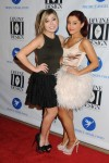 Ариана Гранде, фото 400. Ariana Grande Project Angel Food's 2011 Divine Design Gala in in Beverly Hills - 07.12.2011*with Jennette McCurdy, foto 400,