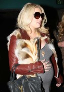 Jessica Simpson - At LAX (1-16-12)