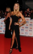Tess Daly at the NTAs 25th January x6