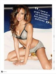 Селита Ибэнкс, фото 800. Selita Ebanks Maxim Australia Magazine February 2012, foto 800