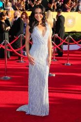 Ная Ривера, фото 157. Naya Rivera 18th Annual Screen Actors Guild Awards at The Shrine Auditorium in Los Angeles - 29.01.2012, foto 157