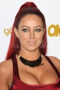 Обри О'Дэй, фото 605. Aubrey O'Day The OK Magazine Pre Grammy Weekend Party in Los Angeles - February 10, 2012, foto 605