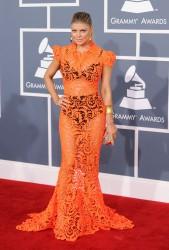 *Adds*Fergie @ 54th Annual Grammy Awards in LA February 12, 2012 HQ x 4