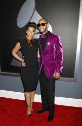 Алиша Киз (Алисия Кис), фото 3059. Alicia Keys 54th annual Grammy Awards - 12/02/2012 - Red Carpet, foto 3059