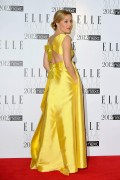 Gillian Anderson at the Elle Style Awards in London 13th February x5