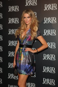 Дэльта Гудрэм, фото 1583. Delta Goodrem David Jones Autumn/Winter 2012 season launch - 15.02.2012, foto 1583