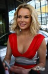 Аманда Холден, фото 141. Amanda Holden 19th February - Arriving at Britain's Got Talent auditions in Birmingham, foto 141