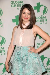 Элисон Бри, фото 566. Alison Brie Global Green USA's 9th Annual Pre-Oscar Party - 22.02.12, foto 566