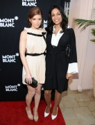 Кейт Мара, фото 1062. Kate Mara Montblanc Jewellery Brunch in Los Angeles - February 24, 2012, foto 1062