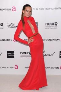 Петра Немсова, фото 4041. Petra Nemcova Elton John AIDS Foundation Academy Awards Party in LA, 26.02.2012, foto 4041