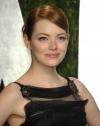 Эмма Стоун, фото 1703. Emma Stone Vanity Fair Oscar Party, foto 1703