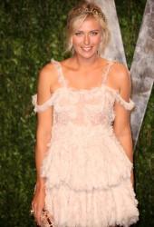 Мария Шарапова, фото 6395. Maria Sharapova 2012 Vanity Fair Oscar party - 26.2.2012, foto 6395