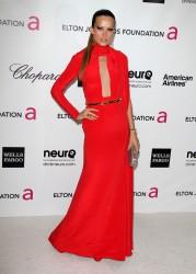 Петра Немсова, фото 4054. Petra Nemcova Elton John AIDS Foundation Academy Awards Party in LA, 26.02.2012, foto 4054