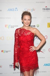 Кайли Миноуг, фото 4077. Kylie Minogue Syney Mardi Gras VIP party in Sydney, Australia, March 1, foto 4077