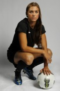 Alex Morgan - Team USA Media Summit Portraits (05/15/2012) - (3xUHQ)