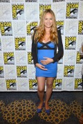 Moon Bloodgood - Falling Skies event at San Diego Comic-Con 07/13/12
