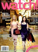 Kat Dennings & Beth Behrs - CBS Watch magazine August 2012 issue
