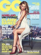 *HQ ADDS* Claire Danes - GQ UK magazine September 2012 issue