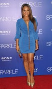 Christina Milian - Sparkle premiere in Hollywood 08/16/12