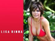 Lisa Rinna : Bikini Wallpapers x 3