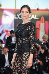 Laetitia Casta @ 69th Venice Film Festival August 29, 2012 HQ x 4