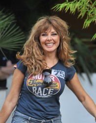 Carol Vorderman at the London Studios 4th September x17